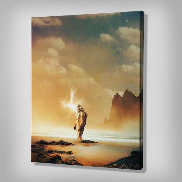 Ark Rebel Coopers Journey wall art living room