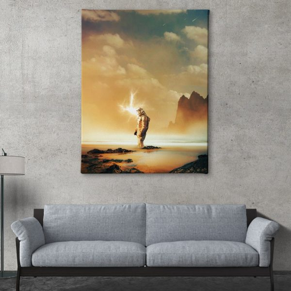 Ark Rebel Coopers Journey Canvas wall art living room