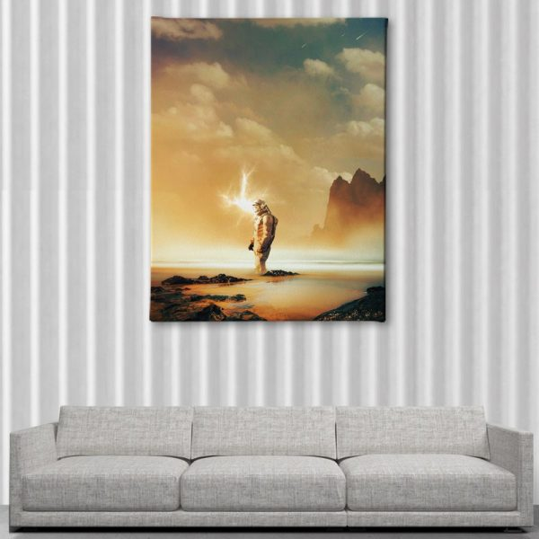 Ark Rebel Coopers Journey wall art Canvas for living room