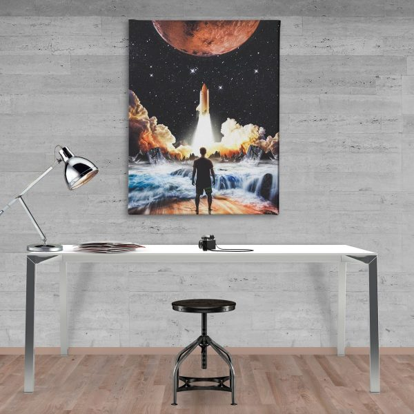 Lift Off Space artwork