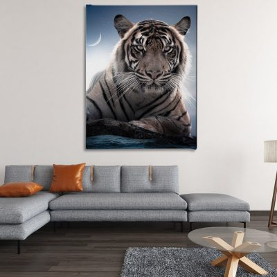 Ark Rebel Canvas Home Wall Decor