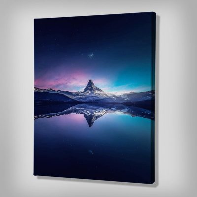 Ark Rebel Matterhorn Big Canvas Art