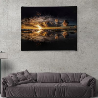 Ark Rebel Sailors Delight Man Cave Wall Canvas Art