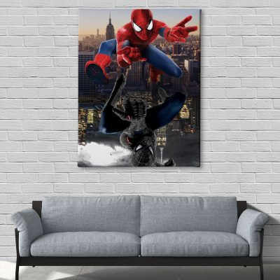 Ark Rebel Alter Ego Spiderman Canvas Decor