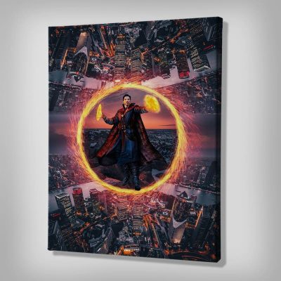 Ark Rebel Doctor Strange Man Cave Wall Art